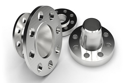 Stainless steel UNS S41000 Flanges