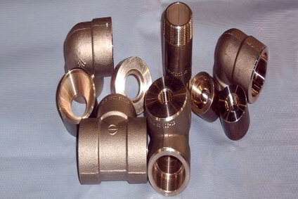 ASTM B467 Copper Nickel 90/ 10 Forged Fitting