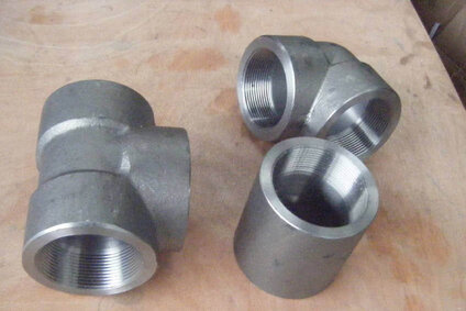 Inconel 718 Forged Fittings/ UNS N07718 Forged Fittings