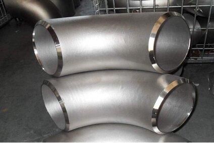 ASTM A815 Super Duplex Steel UNS S32750 Buttweld Fitting