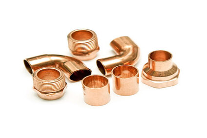 ASTM B467 Copper Nickel 70/ 30 Forged Fitting