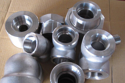 ASTM A213 317 SS Forged Fittings