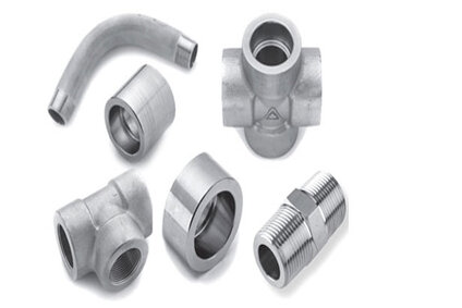 UNS S34700 Forged Fittings