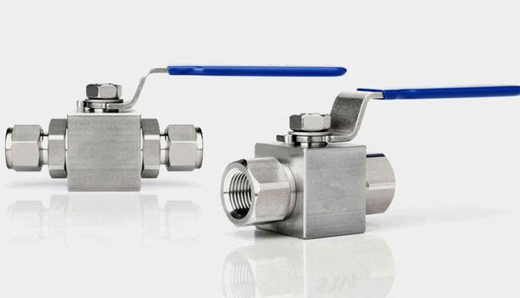 ASTM A182 Duplex Steel UNS S31803 Valves