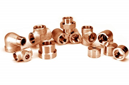 ASTM B151 Copper Nickel 70/30 Forged Fitting