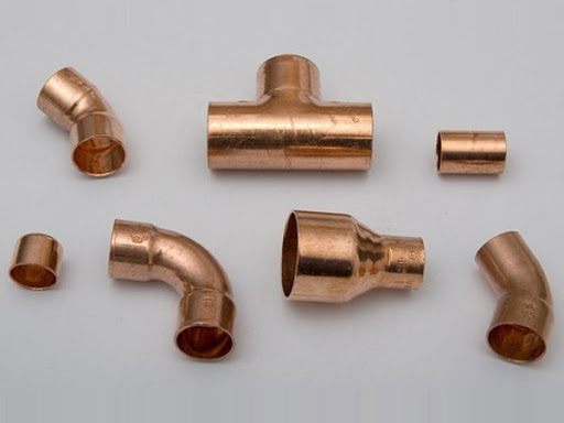 ASME SB62 Copper Forged Fittings