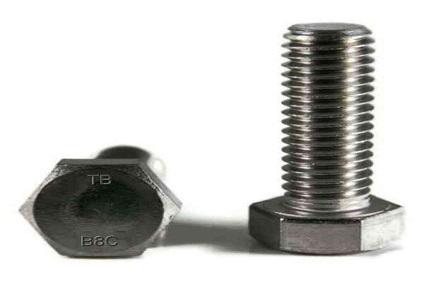 ASTM A193 Grade B8C Bolts