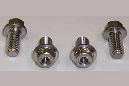 ASTM B348 Titanium Grades 5 Gate Fasteners