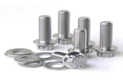 Duplex Steel UNS S31803 Fasteners