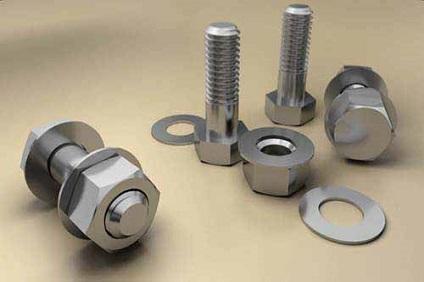 Duplex Steel UNS S32205 Fasteners1