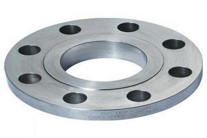 ASTM A182 Slip-On Flanges