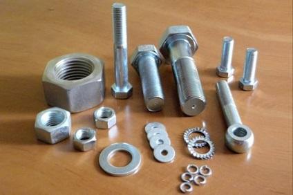 Super Duplex Steel EN 1.4410 Fasteners