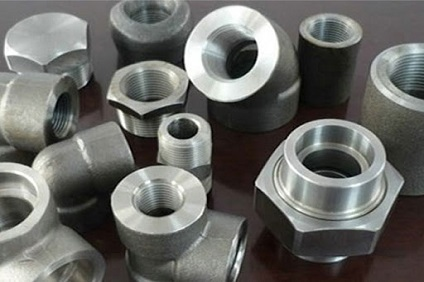 ASTM A182 Duplex Steel UNS S31803 Forged Fitting