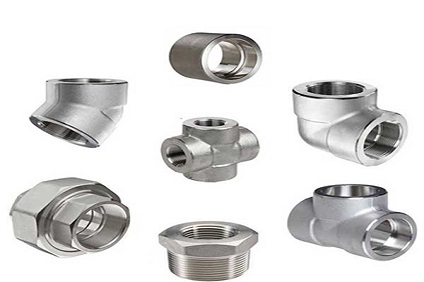 ASTM A182 Duplex Steel UNS S32205 Forged Fitting